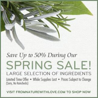 Spring Seasonal Sale